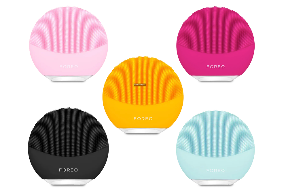 FOREO frise couleurs
